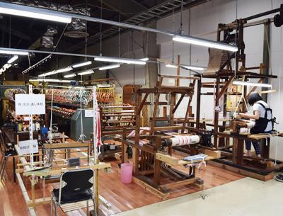 もりおーる工場内の写真